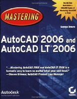 Mastering AutoCAD 2006 Book - Paperback: 1216 pages, Publisher: Sybex (September 2, 2005), Language: English, Product Dimensions: 9 x 7.6 x 2.7 inches.
