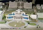 Architectural Model of Tourist Complex-01
