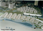 Architectural Models - Tourist Complex-02