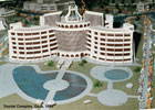 Architectural Model of Tourist Complex-07