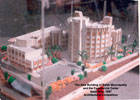Architectural Model of Rafah Municipality-04