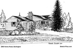 House Sketch of 2065 Kerns Road, Burlington