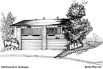House Sketch of 3048 Parknoll Ct, Burlington