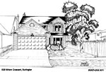 House Sketches: 838 Miriam Crescent, Burlington