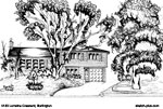 House Sketches: 4133 Lorraine Crescent, Burlington