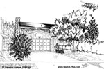 House Sketches: 17 Cammay Avenue, DUNDAS