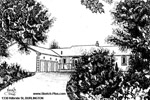 House Sketches: 1330 Kilbride St, BURLINGTON