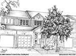 House Sketches: 8-2880 Headon Forest Drive, Burlington
